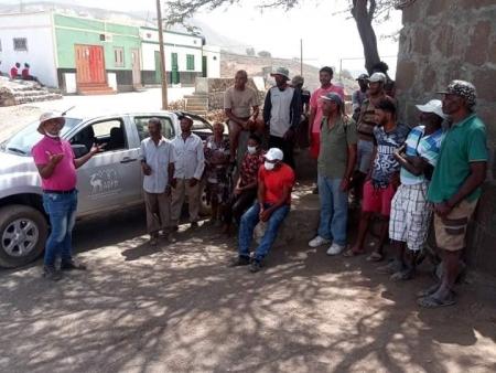COVID-19: Criadores de gado do Planalto Norte recebem apoio