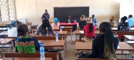 Monapo: arrancou a formação para professores do ensino primário