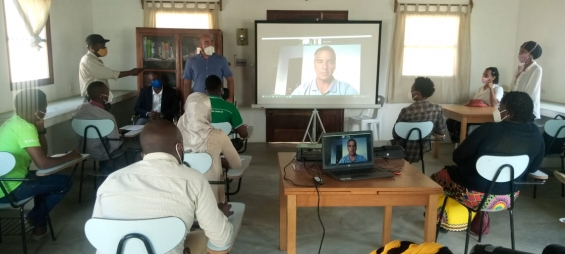 Ilha de Moçambique | Ação de Formação para Agentes de Desenvolvimento/Animadores(as) Sociais