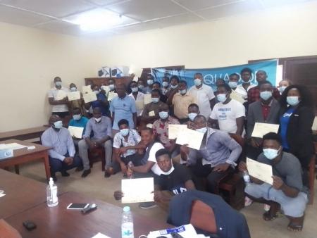 Encerramento da 1.ª Ação de Formação para Guias Locais do Sul de São Tomé e Príncipe