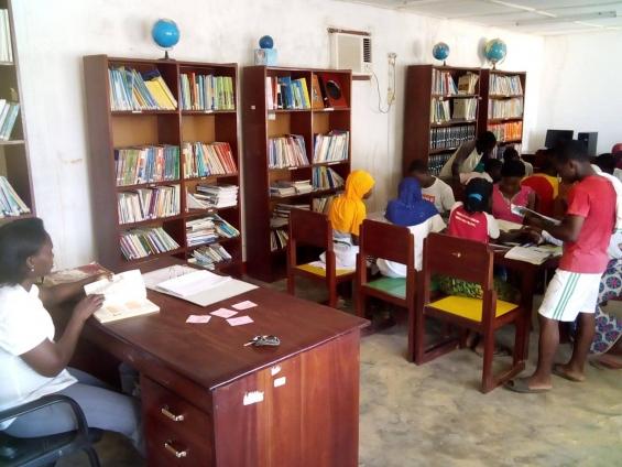 Centro de Recursos de Monapo presta apoio aos jovens no arranque do ano letivo