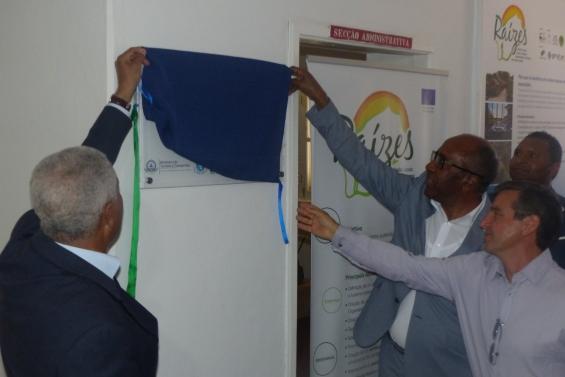 Projeto Raízes em destaque na Rádio Televisão de Cabo Verde