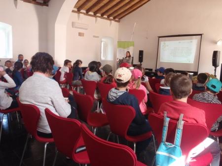 Ações de sensibilização ambiental do projeto Eco2Cir terminaram hoje em Barrancos