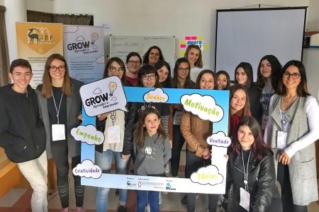 Bootcamp do Grow Up foi um sucesso!