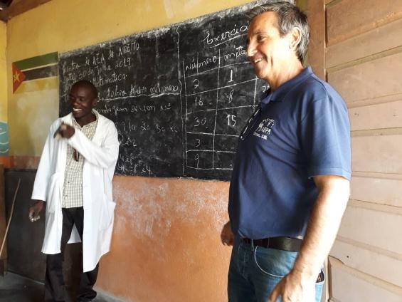 ADPM contribui para a redução do analfabetismo em Monapo