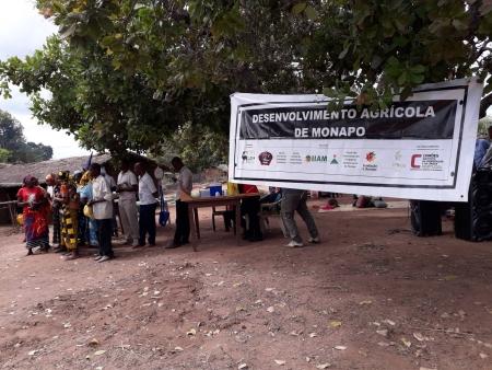 Feira da Saúde em Nacololo - Moçambique