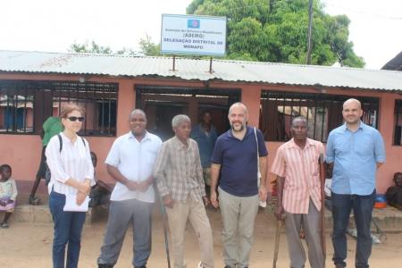 Camões ICL acompanha projeto da ADPM em Moçambique