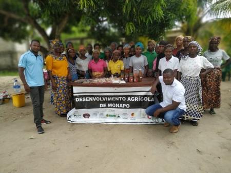 Moçambique: Formação em Transformação Agroalimentar foi um sucesso!