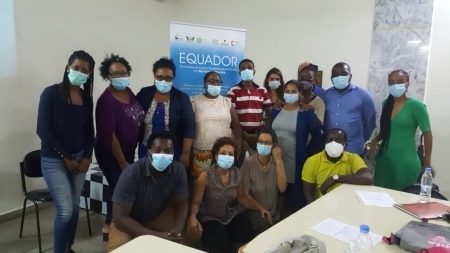 Projeto Equador: formação de operadores turísticos em S. Tomé e Príncipe decorre a bom ritmo