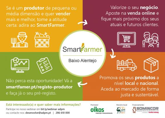 Oportunidade SmartFarmer