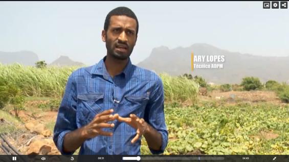 Programa da RTP África destaca projetos na Ilha de Santo Antão