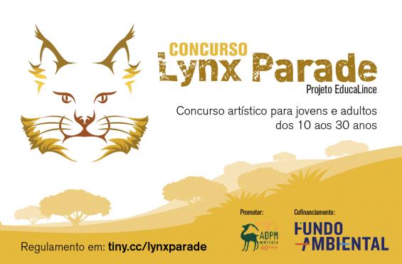 Mostra o teu talento no Concurso Lynx Parade!