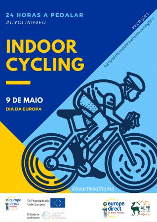 24 horas a pedalar - #Cycling4EU