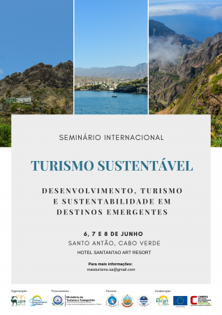 Seminário Internacional Desenvolvimento e Turismo Sustentável em Destinos Emergentes