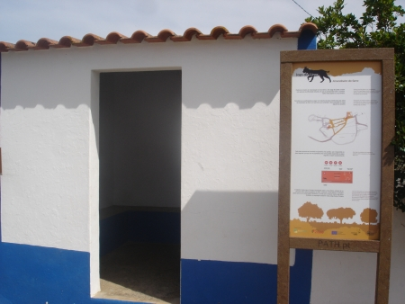 Amendoeira da Serra: Centro de Interpretação do Lince tem novo espaço exterior