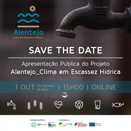 Apresentação Pública do Projeto Alentejo_Clima em Escassez Hídrica