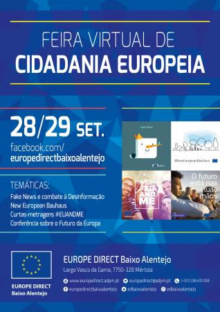 Feira Virtual de Cidadania Europeia 2021