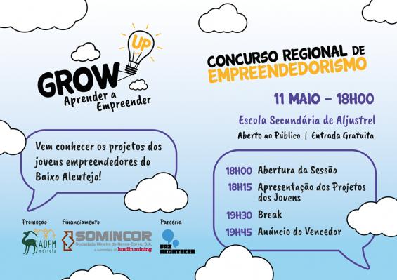 Concurso Regional de Jovens Empreendedores do Baixo Alentejo