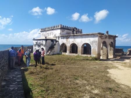 Cluster da Cooperação Portuguesa da Ilha de Moçambique: Missão de Trabalho