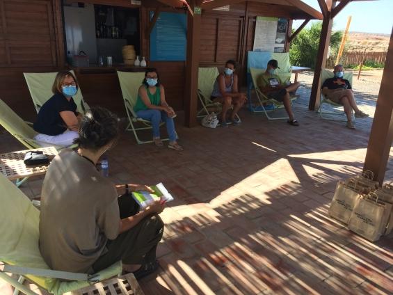 Projeto INHERIT: Castro Marim acolheu encontro de empresas Natural.pt