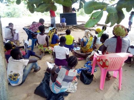 ADPM contribui para a redução do analfabetismo em Moçambique através da criação anual de 4 turmas de alfabetização