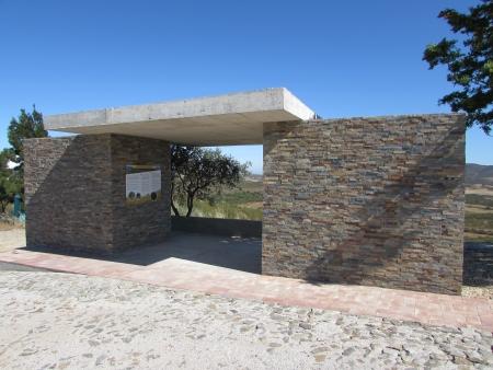 Projeto Contemplação das Terras do Lince: Observatório de S. João dos Caldeireiros tem mais uma estrutura de apoio