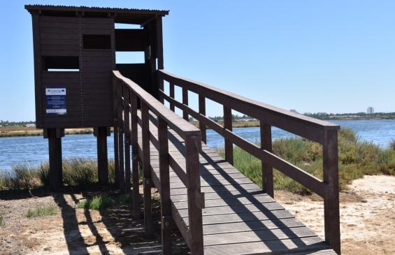 Baixo Guadiana Transfronteiriço: Cerro do Bufo ganha Observatório de Aves