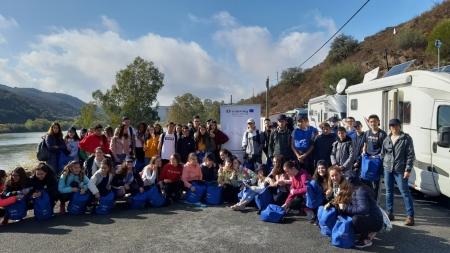 Pomarão recebeu Campanha de Sensibilização Ambiental Transfronteiriça