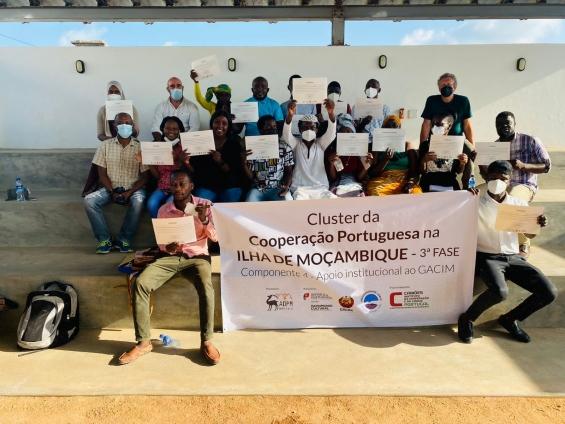 Encerramento da Ação de Formação para Agentes de Desenvolvimento na Ilha de Moçambique