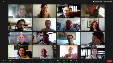 Parceiros do LIFE Montado-Adapt celebram reunião de projeto