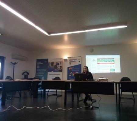 Beja acolheu seminário para jornalistas sobre as Eleições Europeias