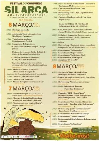 7.ª Edição do Silarca - Festival do Cogumelo 2020