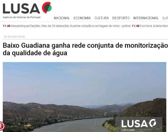 Projeto Valagua em destaque na imprensa