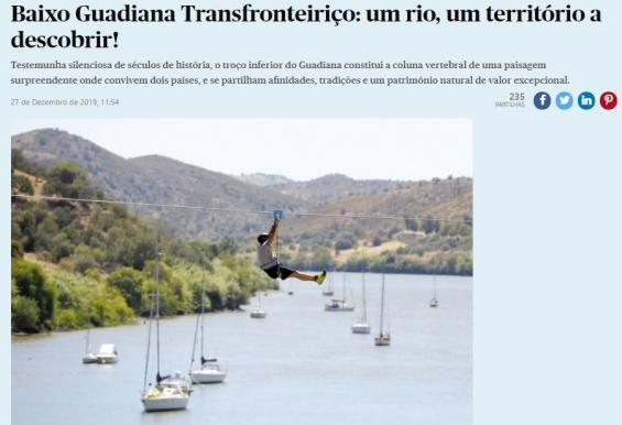 Descubra o Baixo Guadiana Transfronteiriço!