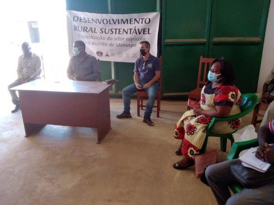 Projeto Desenvolvimento Rural Sustentável promove produção pecuária